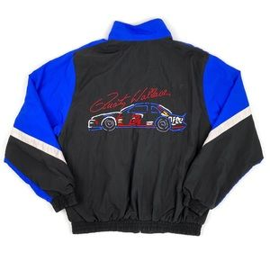 Vintage Miller Rusty Wallace Mid Weight Jacket